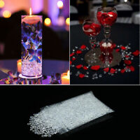 500pcs 8mm Tiny Diamond Confetti Table Crystal Diamante Wedding Party Decor