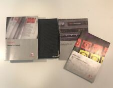 SEAT LEON OWNERS PACK / HANDBOOK COMPLETE WITH WALLET 2000-2005 (2003) .