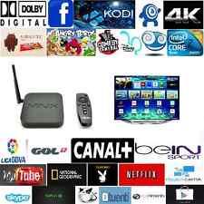 OFERTA SMART TV BOX MINIX X6 1GB/8GB QUAD CORE KIT KAT 4.4.2 CANAL + GRATIS! M8S