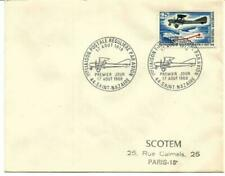 1 Timbres aviation, espace