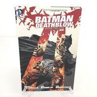 Batman Deathblow After The Fire #1 2 3 DC Comics HC Hard Cover New Not Sealed