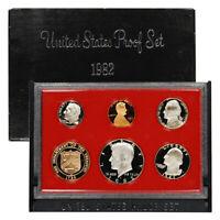 1982-S US Mint Proof Set