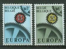 Belgien  Briefmarken 1967 Europa Mi.Nr.1472+73 ** postfrisch