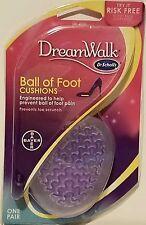 Dr. Scholl's Traum Walk hell Ball Von Fuß Polster 1 Paar