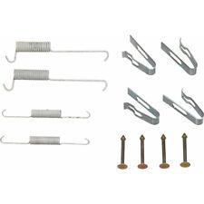Parking Brake Hardware Kit Rear Wagner H7222