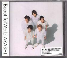 Arashi: Beautiful World (2011) Japan / CD TAIWAN SEALED