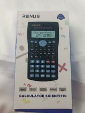 Renus Scientific Calculator ~ NEW