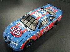 Action Pontiac Grand Prix Nascar 1996 1:24 #43 Bobby Hamilton (DR) 1979 Blue Red
