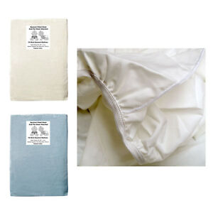 Polyester Cotton Bassinet Fitted Sheet Attached with Flat Sheet