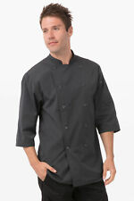 Chef Works Mens Brighton Chef Coat Sk3001