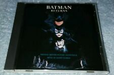 Batman Returns Original Motion Picture Soundtrack  CD, 1992 Warner Bros.