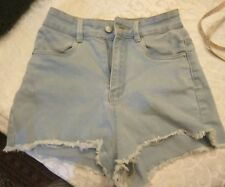 Supre Light Denim women's shorts - Ladies Size 6 EC Pick up Northcote or Post