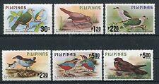 Philippinen 1272/75 postfrisch / Vögel ...................................1/1410
