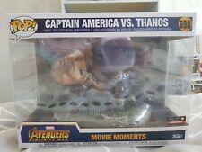 Funko Pop Captain America VS Thanos 698