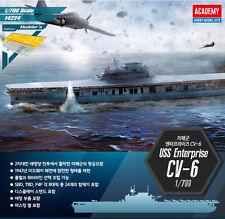 Academy 1/700 USS Enterprise Cv-6 Modeller's Edition # 14224