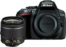 Nikon D5300 DSLR Camera (Body with AF-P DX NIKKOR 18-55 mm f/3.5-5.6G VR Kit)