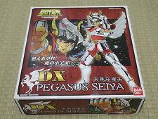 Saint Seiya DX Pegasus SEIYA BANDAI opened unused Japanese Anime From Japan