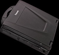"BLACK Panasonic Toughbook CF-52 laptop • Windows 7 • 1000GB HD • 15"" Widescreen"