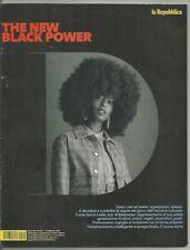 SETTIMANALE-D-LA REPUBBLICA-N.1224-N.26-6 FEBBRAIO 2021-THE NEW BLACK POWER-1