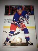 1994-95 Leaf Winnipeg Jets Team Set 16 Cards Teemu Selanne MINT