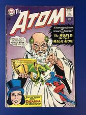 The Atom 19 (1st Cover Appearance, 2nd Appearance Of Zatanna) DC 1965