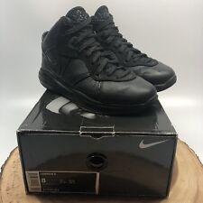 Nike Lebron 8 Blackout Black Basketball Shoes 417098 001 Jordan Penny Foamposite