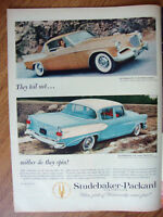 dealers STUDEBAKER  1964 ? The Common sense car brochure 12 pages