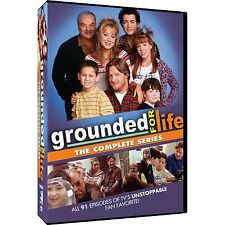 Grounded For Life Complete Series Season 1 2 3 4 5 (Keine Gnade für Dad) 13 DVD