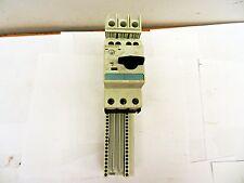 #SLS1J80  Siemens Circuit Breaker Model-3RV1021-1DA10 8US1 251-5DM07  13890ELL