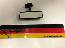 VW GOLF JETTA GTI MK2 GENUINE BLACK REAR VIEW INTERIOR MIRROR.ALL MODELS LHD RHD