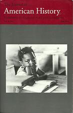 Journal of American History June 2004