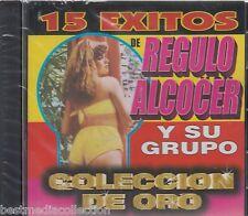 Regulo Alcocer y Su Grupo CD NEW 15 Exitos ALBUM Incluye Mi Linda Esposa SEALED
