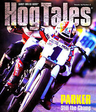 1998 NOV/DEC HARLEY HOG TALES MAGAZINE -1957 SPORTSTER-SCOTT PARKER-HIBERNATION