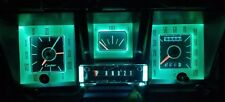 1972-1976 Lincoln Mark IV Gauge Instrument Cluster - LED bulb upgrade! 72-76