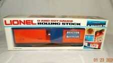 LIONEL Trains 6-5712 TOC Turn Of Century Woodsided REEFER Car ** MIB **