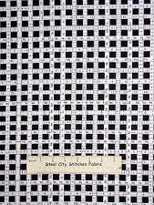 Sewing Theme Tape Measure Motif Cotton Fabric Benertex Needles Pins #05789 YARD