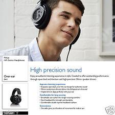 Genuine Philips SHP1900/97 HiFi Stereo OverEar Handband Headphones Lightweight
