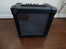 Roland Cube 20x Guitar modeling amp Excellent Cond.
