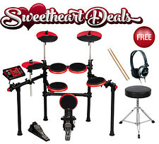 ddrum DD1 PLUS Electronic Drum Set Kit Pro Bundle Free Throne Phones Shipping!