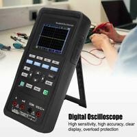 Hantek2D72/2D42 70/40MHz 2CH 250MSa/s Oscilloscope +Multimeter +Signal Generator