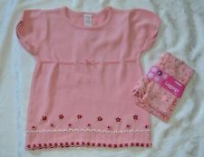 Gymboree PORTABELLO ROAD Pink S/S Sweater and Leggings Pants NWT Sz 7