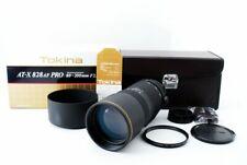 Tokina AT-X PRO 80-200mm F/2.8 AF Zoom Lens for Nikon F Mount w/Box Exc