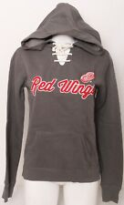 NEW Detroit Red Wings Soft As A Grape NHL Pullover Hoodie Sweatshirt Women's M