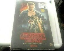 STRANGER THINGS SEASON ONE [TARGET ED.] - Blu-Ray / DVD in VHS Collectible Box