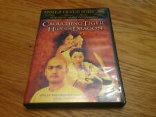 New listing Crouching Tiger, Hidden Dragon (Dvd, 2001 Widescreen) Chow Yun-Fat