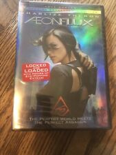Aeon Flux Dvd 2006 Full Frame/ Checkpoint Charlize Theron Cult Classic New