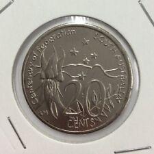 2001 20 cent unc coin - Federation SA 😁