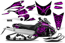 Yamaha FX Nytro Decal Graphic Kit Sled Snowmobile Wrap Decals 2008-2014 HAVOC P