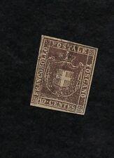 TUSCANY, Scott #19b, 1860 Issue, Fine, Used