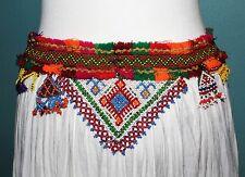 Tribalgürtel, hippie, cintura danza del ventre, Tribal Fusion, 73 CM, Medioevo cintura